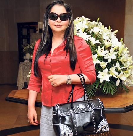 Pakistani Ambassador of Fashion in India