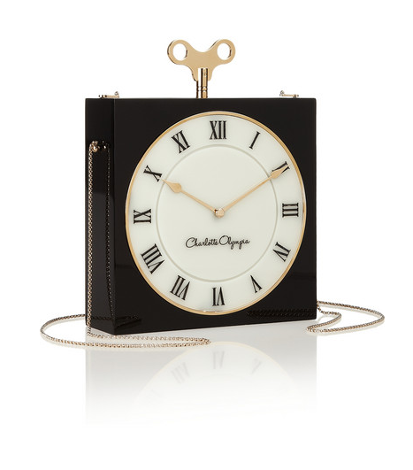 Charlotte Olympia Time Piece Clutch