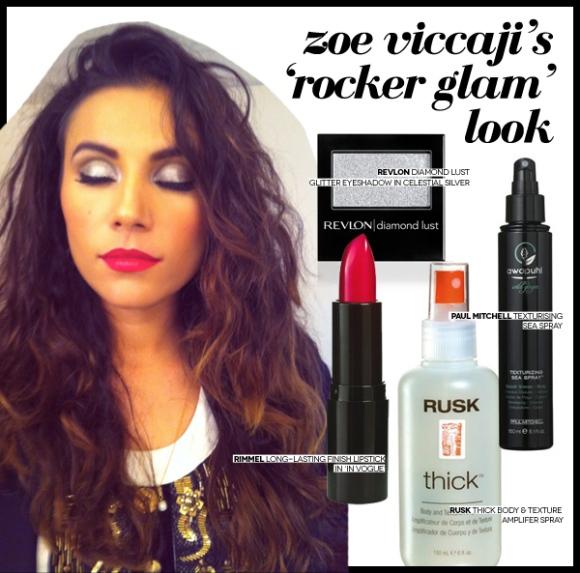 Zoe Viccaji Make-up & Styling by Hira Tareen for Music Video 'Tanhai'