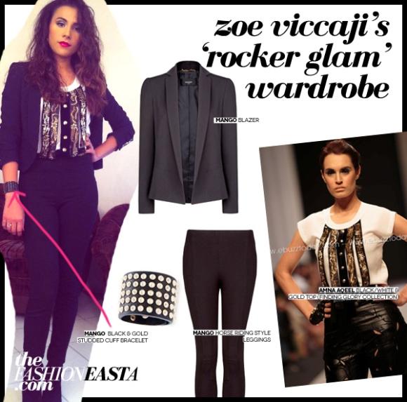 Zoe Viccaji Music Video Styling by Hira Tareen